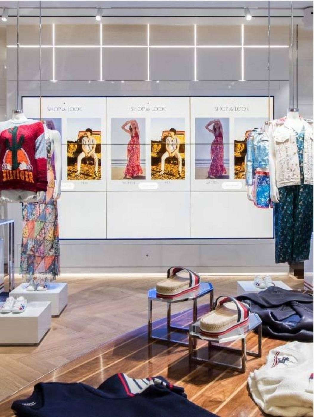 About Us Retail Stores Tommy Hilfiger Global